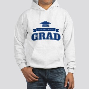 Congratulations Grad Hooded Sweatshirt