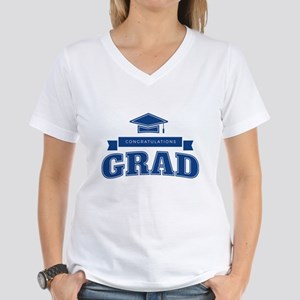 Congratulations Grad Women's V-Neck T-Shirt