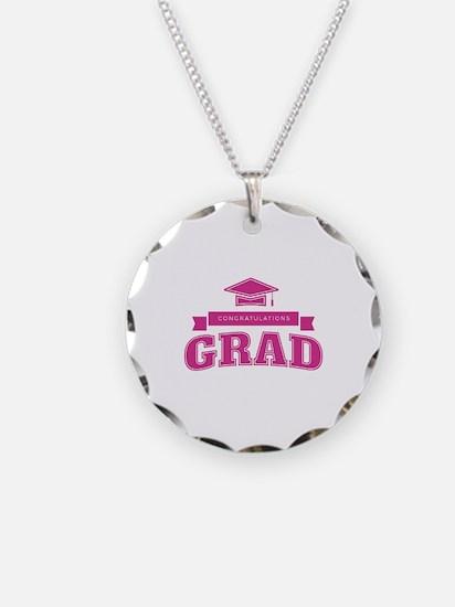 Congratulations Grad Necklace