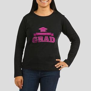 Congratulations Grad Women's Long Sleeve Dark T-Sh