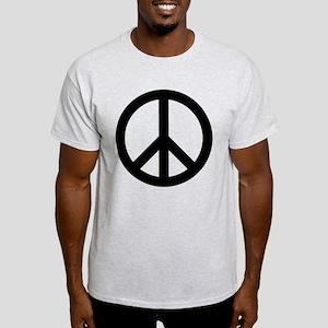 Peace Out Light T-Shirt