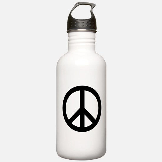 Peace Out Water Bottle