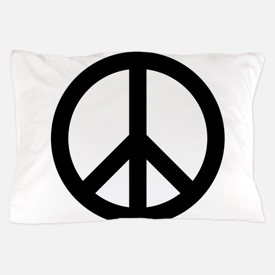 Peace Out Pillow Case