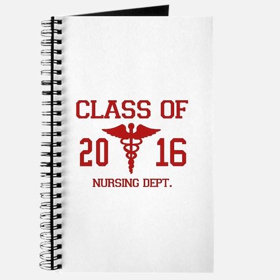 Class Of 2016 Journal