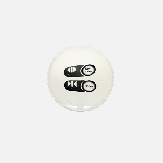 Unique Walkers Mini Button