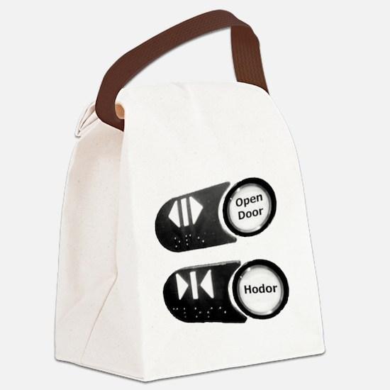 Unique White walkers Canvas Lunch Bag