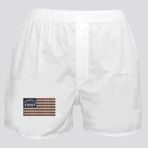 America First Boxer Shorts