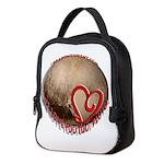 Pluto Love Neoprene Lunch Bag
