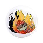 Rebel Kitty Button