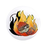 Rebel Kitty Button