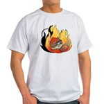 Rebel Kitty Light T-Shirt
