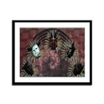 My Wish Veclage Framed Panel Print