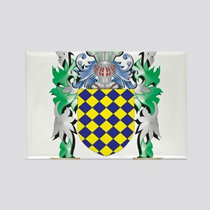 Villanova Coat of Arms - Family Crest Magnets