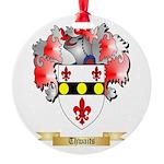 Thwaits Round Ornament