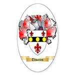 Thwaites Sticker (Oval 50 pk)