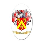 Thuret 35x21 Oval Wall Decal