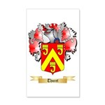 Thuret 20x12 Wall Decal