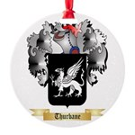 Thurbane Round Ornament