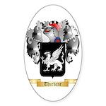 Thurbane Sticker (Oval)