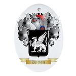 Thurbane Oval Ornament