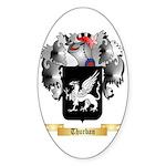 Thurban Sticker (Oval 50 pk)