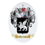 Thurban Oval Ornament