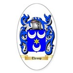 Throup Sticker (Oval 10 pk)