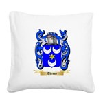 Throop Square Canvas Pillow