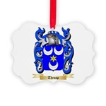 Throop Picture Ornament