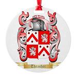 Thrasher Round Ornament
