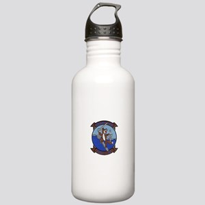 HSL-44 Swamp Foxes Stainless Water Bottle 1.0L