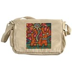 Houdini 3 By Tom Cassidy Messenger Bag