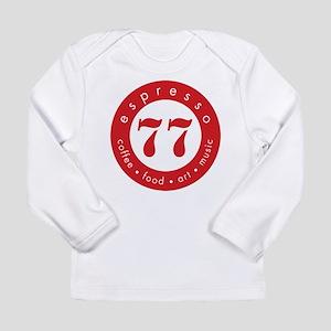 espresso 77 Long Sleeve T-Shirt