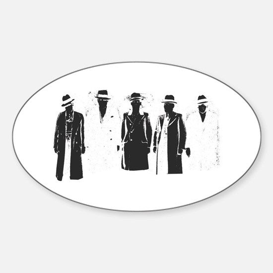 Original Gangsters Bumper Stickers