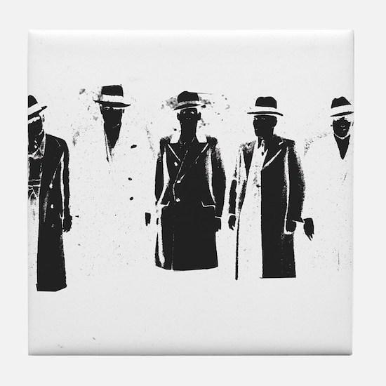 Original Gangsters Tile Coaster