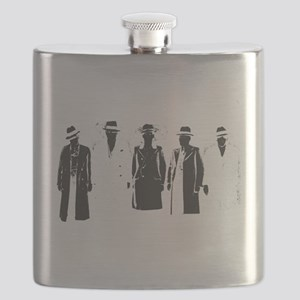 Original Gangsters Flask