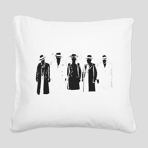 Original Gangsters Square Canvas Pillow