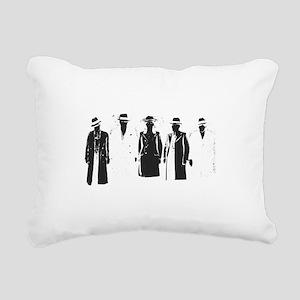 Original Gangsters Rectangular Canvas Pillow