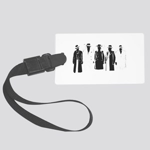 Original Gangsters Large Luggage Tag