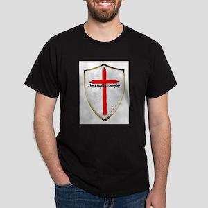 Templar Shield Large Women's Cap Sleeve T-Shirt