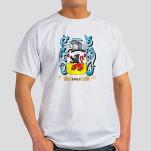 Daly Coat of Arms - Family Crest T-Shirt