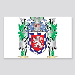 Wallace Coat of Arms - Family Crest Sticker