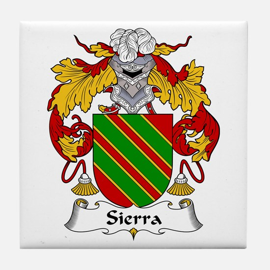 Sierra Tile Coaster