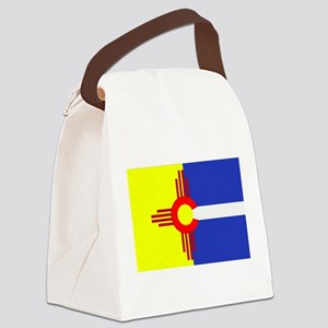 NM/CO Canvas Lunch Bag