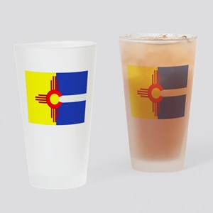 NM/CO Drinking Glass