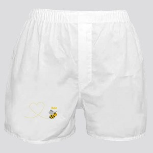 Great Grandpa To Bee Boxer Shorts