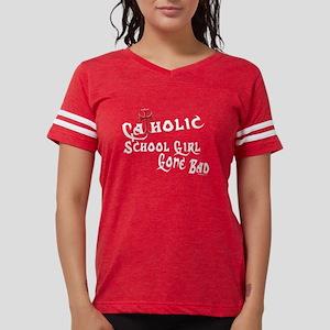 Catholic School Girl Women's Dark T-Shirt