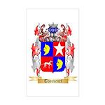 Thouvenet Sticker (Rectangle)