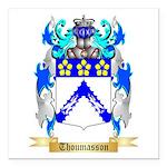 Thoumasson Square Car Magnet 3