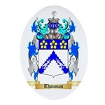 Thoumas Oval Ornament
